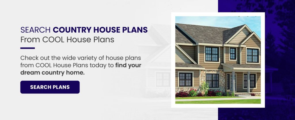 Search Country House Plans